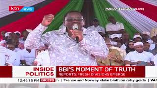 Senator Orengo promises to rally Senate to end teachers\' crisis in North Eastern | GARISSA BBI RALLY
