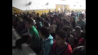 preview picture of video '21/06/2014 - Arde Outra Vez - Louvor Jovem IEQ Sede Itaqui - 2ª Festa Genuína'