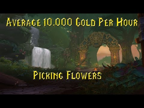 The 6 Best Herb Farming Routes in Battle For Azeroth