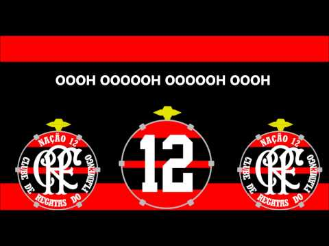 """""""Todo domingo eu venho te apoiar"""" Barra: Nação 12 • Club: Flamengo"""