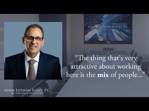 """The Thing That's Very Attractive About Working Here Is the Mix of People."" testimonial video thumbnail"