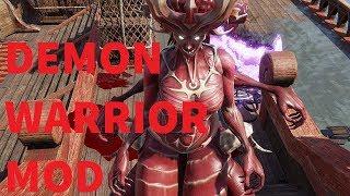Demon Warrior MOD