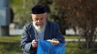 Унесенные ветром в сердце Старого Ташкента.