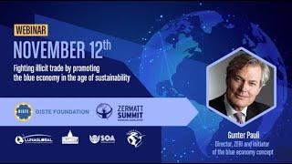 Gunter Pauli: Director, ZERI and initiator of the blue economy concept