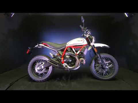 2020 Ducati Scrambler Desert Sled in De Pere, Wisconsin - Video 1