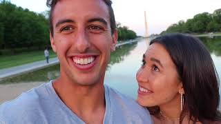 Vlog #7: That House is Really White! (Washington D.C. trip)