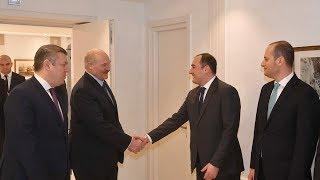 В развитии сотрудничества с Грузией один из главных акцентов надо сделать на подготовке кадров