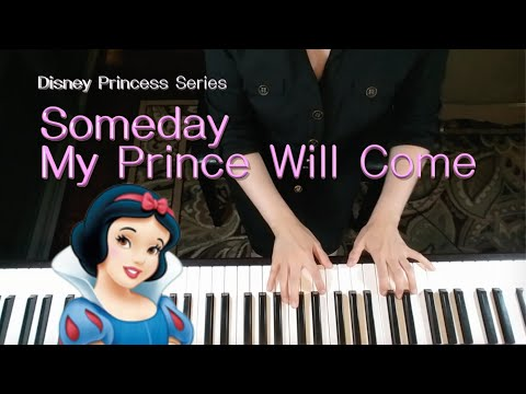 [Disney Piano] Someday My Prince Will Come (from Snow White & The Seven Dwarfs) Piano Cover by Tully