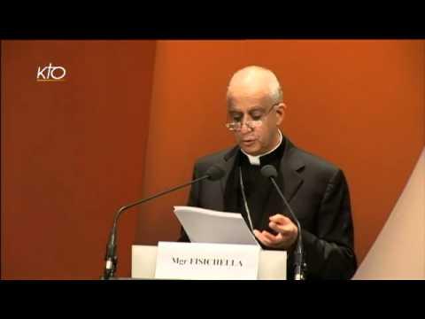 Grand Témoin : Mgr Rino Fisichella - Journées Essentiel'Mans