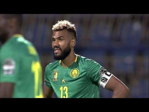 ملخص مباراة الكاميرون وغينيا بيساو في كأس الأمم الإفريقية 2019