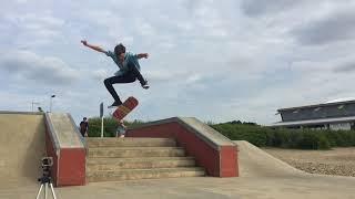 Kieran-lee morwell-neave 2017 skateboard edit