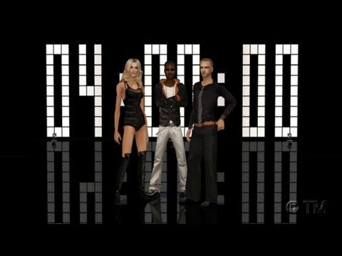 Madonna feat. Timberlake - 4 Minutes [Sims 2] HD