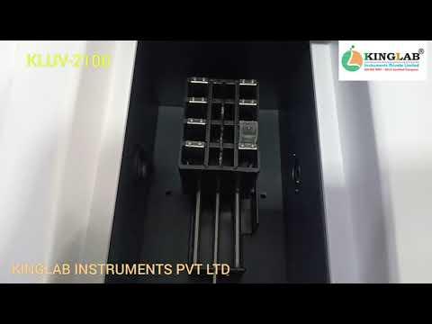 KLUV-1110 UV-Visible Spectrophotometer