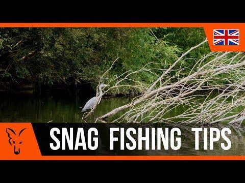 ***CARP FISHING TV*** Snag Fishing Tips with Lee 'Mozza' Morris