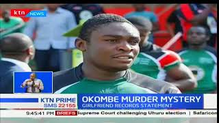 Okombe murder mystery: Rugby player died Saturday night