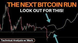 The Next Bitcoin Run, Here