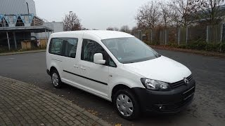 Volkswagen Caddy Maxi Trend - Как купить авто в Германии