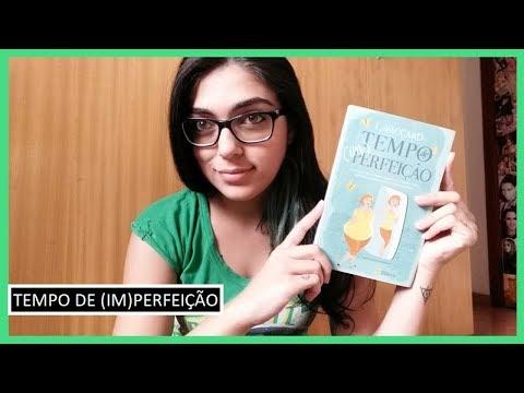 RESENHA #42: TEMPO DE (IM)PERFEIÇÃO   Bruna Fazio