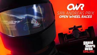 GTA Online: Open Wheel Racing