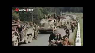 Die letzten Bilder der Wehrmacht in Farbe ( Mai 1945 )