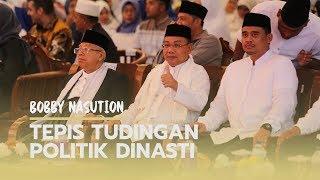Bobby Nasution Tepis Tudingan Publik soal Membangun Politik Dinasti