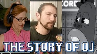 OLD WHITE PEOPLE V. THE STORY OF OJ | Mike The Music Snob Reacts