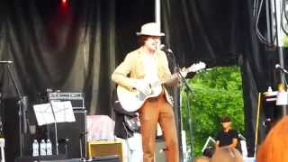 Justin Townes Earle - Baby's Got A Bad Idea - Toronto Urban Roots Festival - 2013-07-05