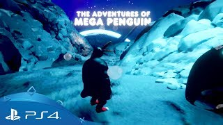 ¡Las aventuras de Mega Pingüino! Un juego colaborativo creado en DREAMS | E3 2018 Game Jam
