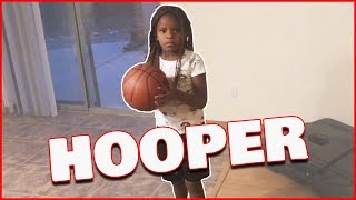 Coach Dion Gets LyVel Ready For Her First B-Ball Game! - Daily Dose 2.5 (Ep.11)
