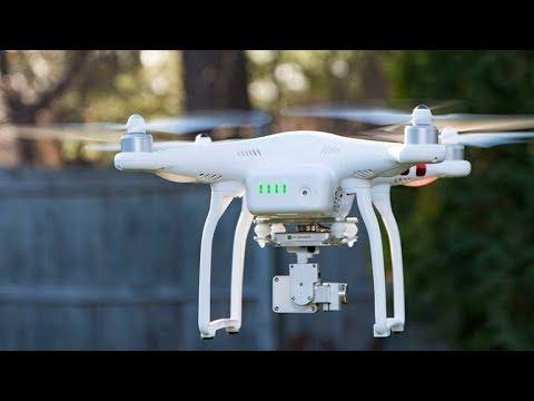 VOO TESTE DRONE PHANTOM 3 EM APODI-RN
