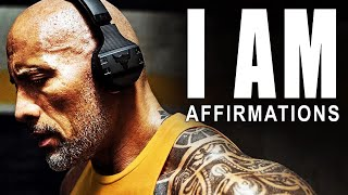 LISTEN TO THIS EVERY DAY! Affirmations for Success, Confidence & Wellness |1 HOUR LONG
