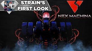 Nex Machina - Death Machine Gameplay - World One (Strain