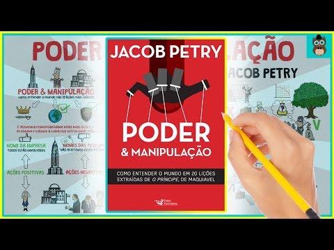 PODER E MANIPULAÇÃO | JACOB PETRY | RESUMO ANIMADO
