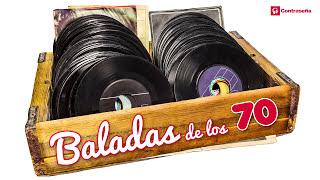 BALADAS DE LOS 70 & 60s Inolvidables, Los Genios, las mejores romanticas en español de toda una vida