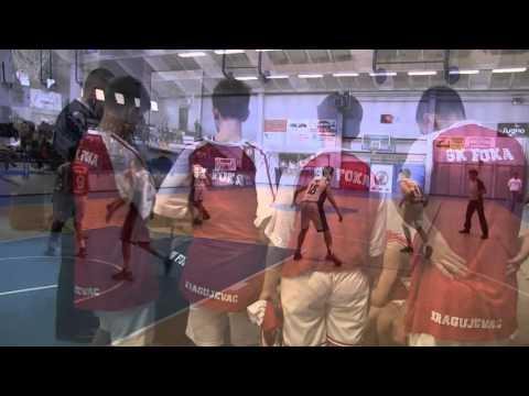 Preview video Canestri Senza Reti 2015 - Foka kragujevac vs Leoncino Mestre