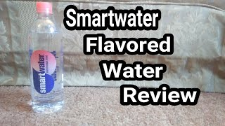 Smartwater Flavored Water Review