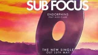 Sub Focus Ft  Alex Clare - Endorphins (Fred V & Grafix Remix)