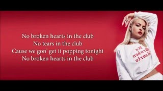 Bebe Rexha Ft. Nicki Minaj - No Broken Hearts