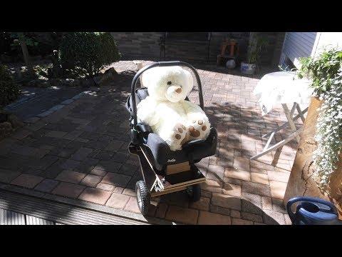 Fahrgestell für Babyschale oder Kindersitz