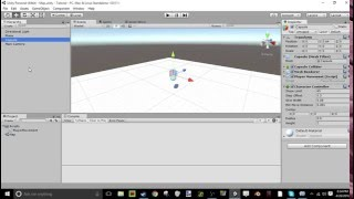Unity: Gravity, Jump, And Movement, 24 Lines of Code!