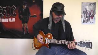 AC/DC - Nick Of Time cover by RhythmGuitarX