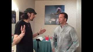 Bruce Kulick Interview, Discussing The Mystery Of Mark St. Johns Hand Ailment.