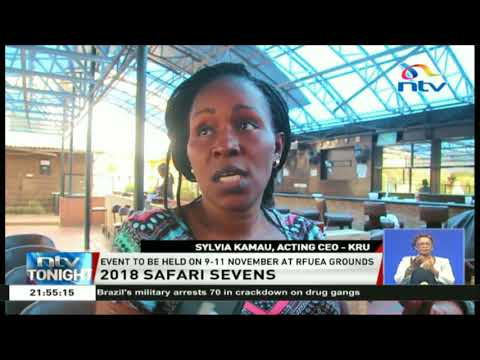 Safari Sevens  event to be held on 9-11th at RFUEA grounds