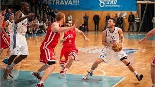 NH Ostrava - ČEZ Basketball Nymburk