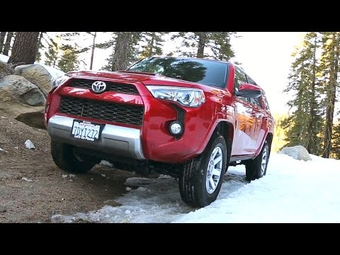 2016 Toyota 4Runner - Review and Road Test