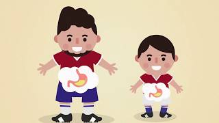 Strava fotbalistů I 2. díl – Pravidelnost stravy