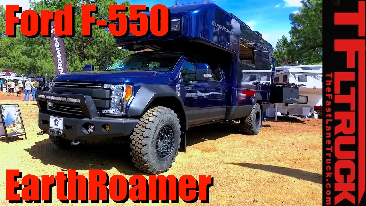 2017 EarthRoamer XV-LTS Ford F-550