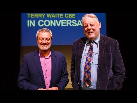 Gavin Esler In Conversation with Terry Waite
