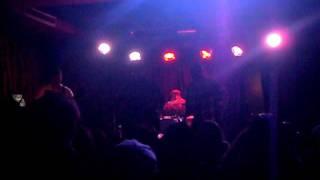 The Anthem - Finger lickin' good - acoustic @ Traffic 28/12/2011