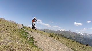 preview picture of video 'Mountain Bike : La massana 2014'